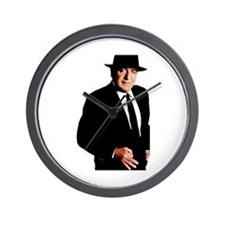 Savalas.TV Wall Clock