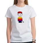 Rainbow Man Women's T-Shirt
