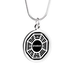 Dharma Initiaive Logo Necklaces