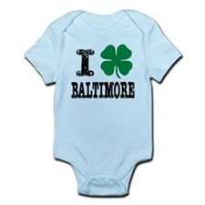 Baltimore Irish Body Suit