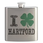Hartford Irish Flask