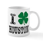 Houston Irish Mugs
