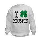 Houston Irish Sweatshirt