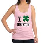 Houston Irish Racerback Tank Top