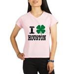 Houston Irish Performance Dry T-Shirt