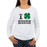 Houston Irish Long Sleeve T-Shirt