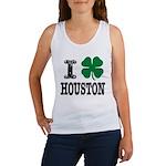 Houston Irish Tank Top