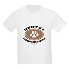 Aussiedoodle dog Kids T-Shirt