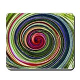 Fiesta Swirl Mousepad