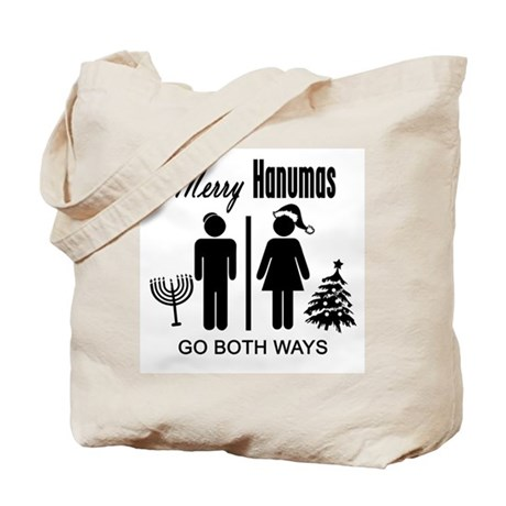 Go Both Ways Tote Bag