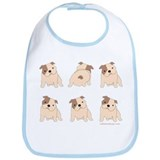 One of These Bulldogs! Bib