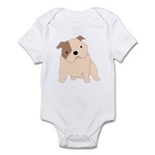 Big Bulldog! Infant Bodysuit
