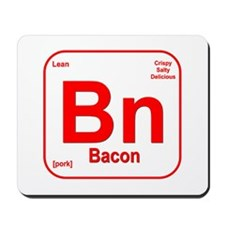 Bacon (Bn) Mousepad