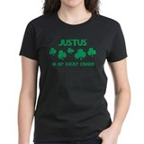 Justus is my lucky charm Tee
