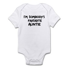Favorite Auntie Infant Bodysuit
