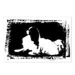 Japanese Chin Mod Dog Postcards (8)