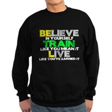 Believe Train Live Sweatshirt