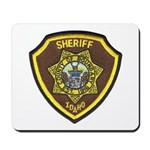 Boundry County Sheriff Mousepad