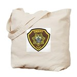 Boundry County Sheriff Tote Bag