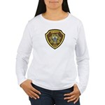 Boundry County Sheriff Women's Long Sleeve T-Shirt