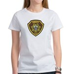 Boundry County Sheriff Women's T-Shirt