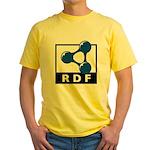 RDF Yellow T-Shirt