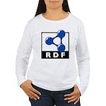 RDF Women's Long Sleeve T-Shirt