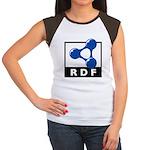 RDF Women's Cap Sleeve T-Shirt