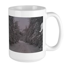 Winter Woods Mug