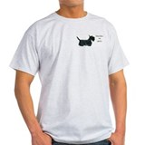 Mom's Scottish Terrier T-Shirt