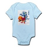 The Miser Brothers Infant Bodysuit
