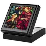 Mary Magdalene Keepsake Box