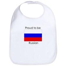 Proud to be Russian Bib