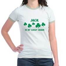 Jack is my lucky charm T