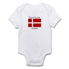 Proud to be Danish Onesie