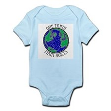 One Earth Infant Bodysuit