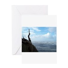 Pacific Seascape II Greeting Cards