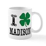 Madison Irish Mugs