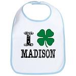 Madison Irish Bib
