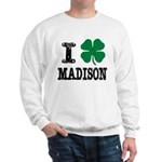 Madison Irish Sweatshirt