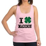 Madison Irish Racerback Tank Top