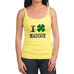 Madison Irish Tank Top