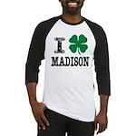 Madison Irish Baseball Jersey