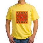 Screen 4 glow Yellow T-Shirt