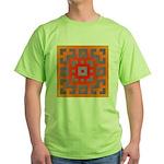 Screen 4 glow Green T-Shirt