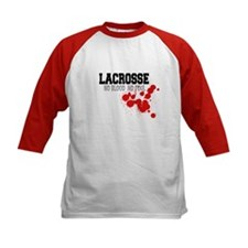 No Blood No Foul Lacrosse Tee