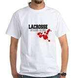 No Blood No Foul Lacrosse Shirt