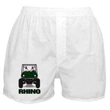 Rhino Green Boxer Shorts