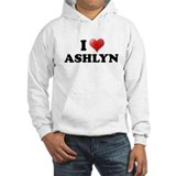 I LOVE ASHLYN SHIRT T-SHIRT A Jumper Hoody
