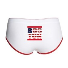 Boston Pride Women's Boy Brief